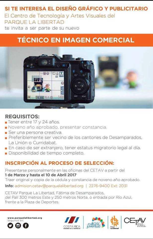 Técnico Imagen Comercial[8357]