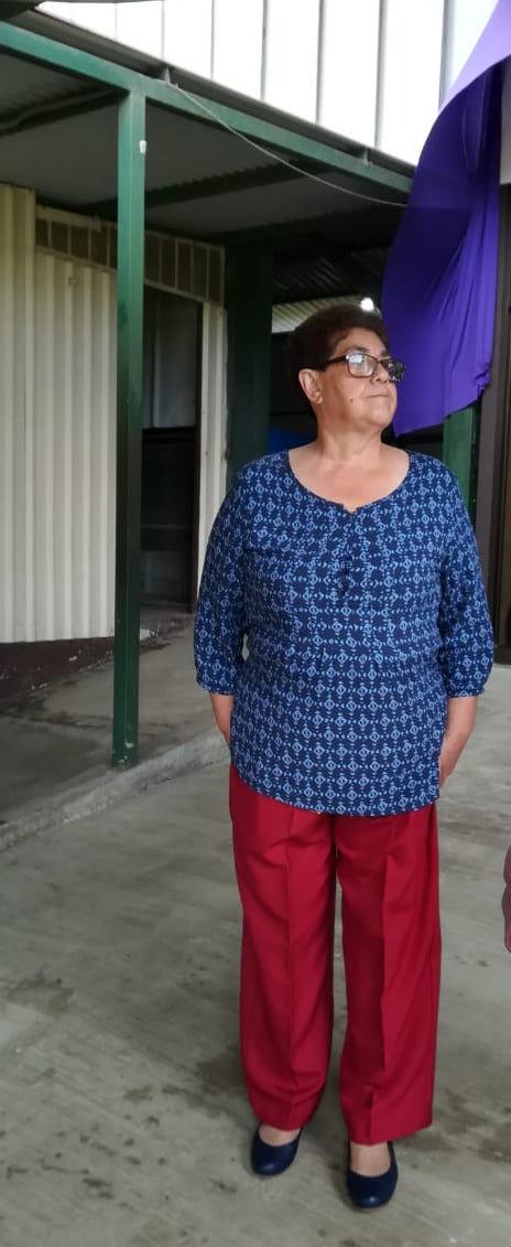 Teresa Ocampo Sirias, toda una vida por la comunidad